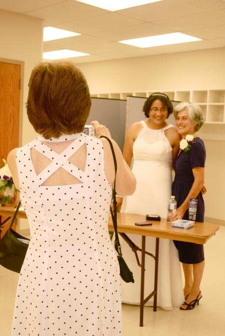 A Tuesday Wedding